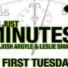 It's Just Two Minutes: The Improvised Standup Comedy Game Show