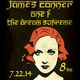 James Conner, one-f, The Dream Supreme live at Hotel Utah!  July 22nd!