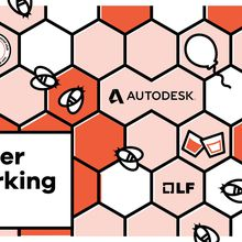 A Gather Networking Social with Autodesk and The Linux Foundation