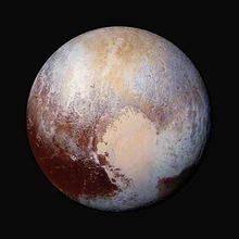 Free Public Talk on the New Horizons Exploration of Pluto