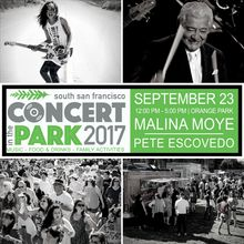 South San Francisco Concert in the Park