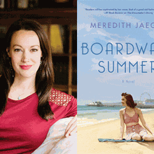 MEREDITH JAEGER at Books Inc. Alameda