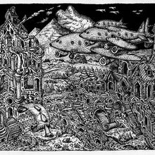 Anthropomorphized Anomalies: A solo exhibition by David Welker