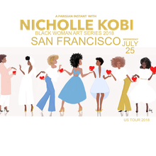 A Parisian Instant with Nicholle Kobi