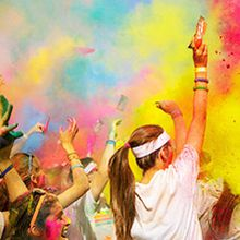 The Color Run® Dream Tour, Presented by Lay's® in the Bay Area