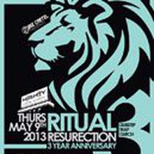 Ritual Resurrection!: 3 Year Anniversary - Seven, Squarewave, Mr Vandal, Bass Cabaret Dancers & more (3 rooms, til 3am)