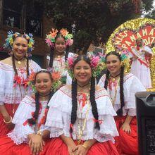 MACLA Presents First Friday Fiesta with Conjunto Folklorico Panama America