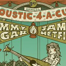 Acoustic-4-A-Cure: Sammy Hagar, James Hetfield and friends