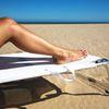 Natural Bronzing Spray Tan & Lash Extensions image