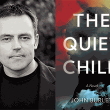 JOHN BURLEY at Books Inc. Mountain View