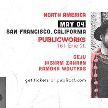 Monolink (Live), Geju, Hisham Zahran & Ramona Wouters