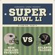 Super Bowl 51 Live Viewing Party and After Party at Barbarossa