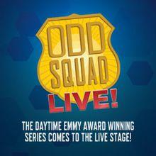 Odd Squad Live