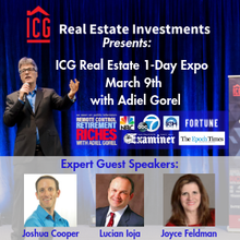 ICG Real Estate 1-Day Expo