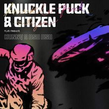Knuckle Puck / Citizen @ GAMH   w/ HUNNY, Oso Oso   AEG & Slim's Presents