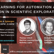 Machine Learning for Automation and Optimization in Scientific Explorations