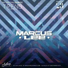 Marcus Lee at #TrendThursdays