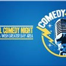 2nd Annual Comedy Night Benefiting Make-A-Wish Greater Bay Area