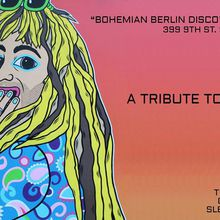 Bohemian Berlin Disco Video Shoot: A Tribute to Bubbles