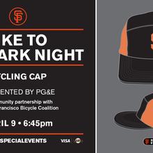 SF Giants Bike to the Park Night