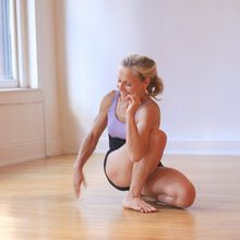 Yoga workshop: Dynamic Alignment with Carrie Owerko