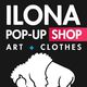 ILONA Pop-Up Show