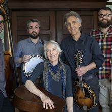 Laurie Lewis & the Right Hands with Tom Rozum, Patrick Sauber, Brandon Godman and Sam Grisman, Plus Special Guests