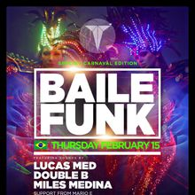 Baile Funk: Baile Funk Edition