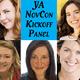 NYMBC Presents The YA NovCon Kick-Off Panel at Opera Plaza