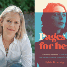 SYLVIA BROWNRIGG at Books Inc. Palo Alto
