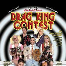 SF Drag King Contest