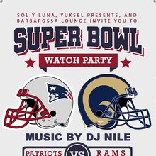 Free Super Bowl 53 Viewing Party