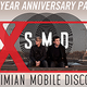 Mezzanine 10 Year Anniversary Party with SIMIAN MOBILE DISCO!