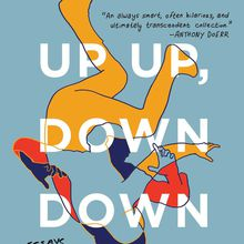 Cheston Knapp with Matthew Zapruder: Up Up, Down Down
