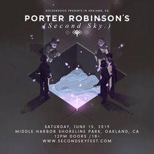 Porter Robinson & Goldenvoice Present: Second Sky Festival
