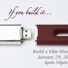 Crave's Build-A-Vibe Workshop!