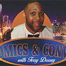 Comics & Convo with Terry Dorsey