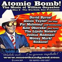 Atomic Bomb! The Music of William Onyeabor with David Byrne