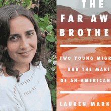 LAUREN MARKHAM with THI BUI at Books Inc. Berkeley
