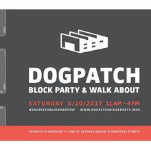DOGPATCH BLOCK PARTY