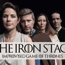 The Iron Stage: Improvised Game of Thrones August 25