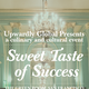 Upwardly Global's 2018 Sweet Taste of Success