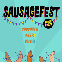 Sausage Fest Block Party