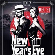 New Year's Eve : Havana Nights