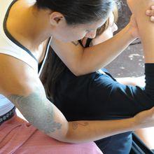 Thai Massage Workshops at San Francisco School of Massage