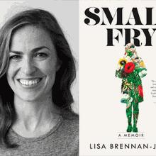 LISA BRENNAN-JOBS at Books Inc. Palo Alto