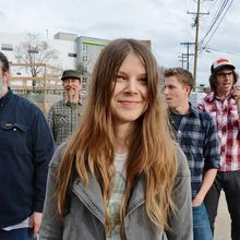 Sarah Shook & The Disarmers in SF