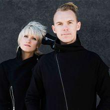 Britta Unders (Katerblau) & Milo Häfliger in the Loft March 24