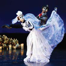 Oakland Ballet Presents Luna Mexicana: A Day of the Dead Celebration