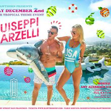 Winter Tropical Theme Party featuring DJ Guiseppi Marzelli and MyKill